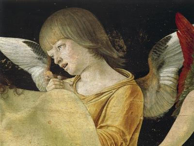 Pieta or Dead Christ Supported by Angels, Ca 1474-Giovanni Bellini-Giclee Print
