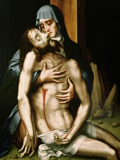 Pieta-Luis De Morales-Giclee Print