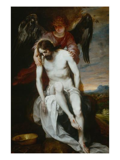 Pieta-Alonso Cano-Giclee Print