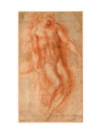 Pieta-Michelangelo Buonarroti-Giclee Print