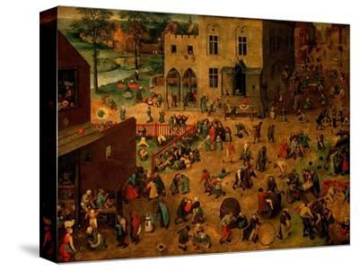 Children's Games (Kinderspiele), 1560