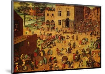 P Brueghel Medici Print The Return of the Herd