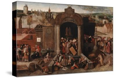 Christ Driving the Traders from the Temple, after 1569