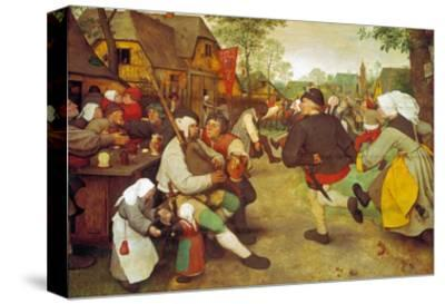 Dancing Farmers, about 1568