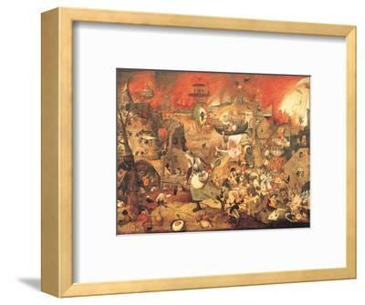 Dulle Griet (Mad Meg) 1564