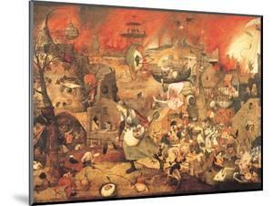 Dulle Griet (Mad Meg) 1564 by Pieter Bruegel the Elder