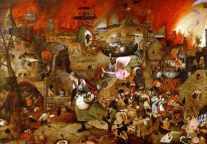Dulle Griet ('Mad Meg') by Pieter Bruegel the Elder