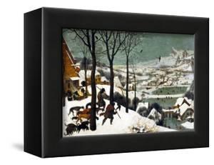 Hunters in the Snow (Winter) by Pieter Bruegel the Elder