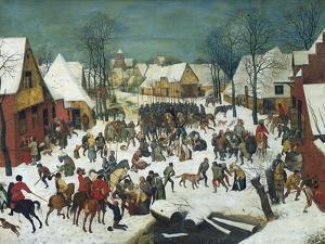 Massacre of the Innocents by Pieter Bruegel the Elder