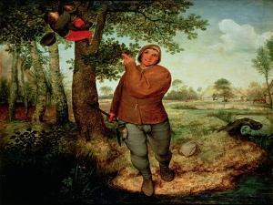 Peasant and Birdnester, 1568 by Pieter Bruegel the Elder