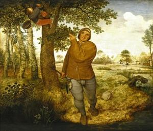 Peasant and the Nest Robber by Pieter Bruegel the Elder