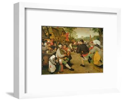 Peasant Dance, (Bauerntanz) 1568