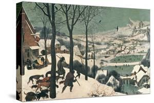 Return of the Hunters, 1565 by Pieter Bruegel the Elder