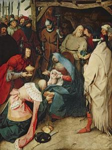 The Adoration of the Kings, 1564 by Pieter Bruegel the Elder