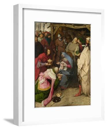 The Adoration of the Kings, 1564