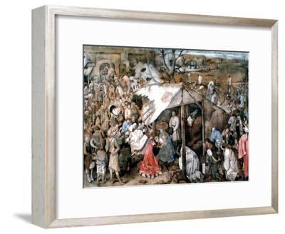The Adoration of the Kings, C1556-1562