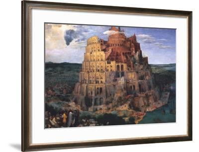 The Tower of Babel, c.1563