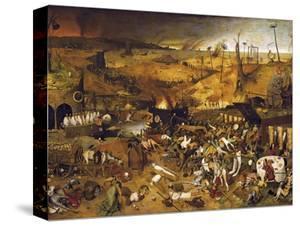 The Triumph of Death by Pieter Bruegel the Elder