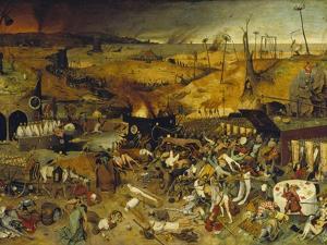 Triumph of Death, about 1562 by Pieter Bruegel the Elder