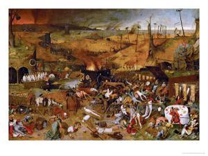 Triumph of Death, circa 1562 by Pieter Bruegel the Elder
