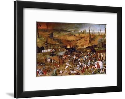 Triumph of Death, circa 1562