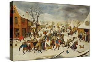 Massacre of the Innocents by Pieter Brueghel the Younger