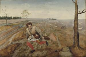 The Bad Shepherd by Pieter Brueghel the Younger