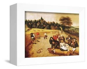 The Harvester's Meal by Pieter Brueghel the Younger