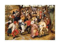 The Census at Bethlehem-Pieter Brueghel the Younger-Giclee Print