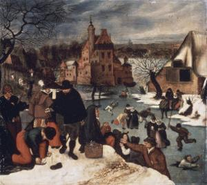 Winter Landscape, no.3 by Pieter Brueghel the Younger