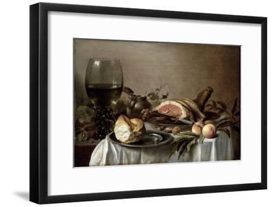 Breakfast with Ham, 1647
