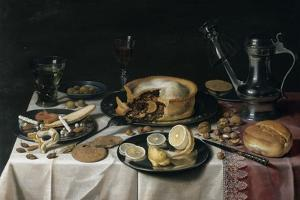Still Life, 1625-30 by Pieter Claesz