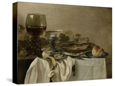 Still Life with a Fish