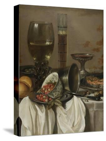 Still Life with Drinking Vessels. 1649