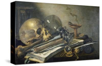 Vanitas Still Life , 1656