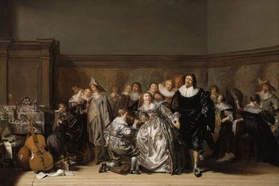 An Elegant Company, 1632