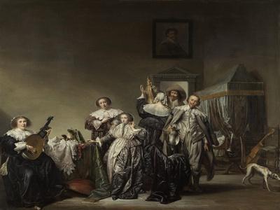 Gallant Company, 1633