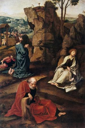 The Agony in the Garden, 1527-1530
