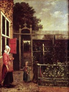 The Soap Bubbles by Pieter de Hooch