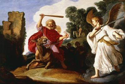 Balaam and the Ass, 1622