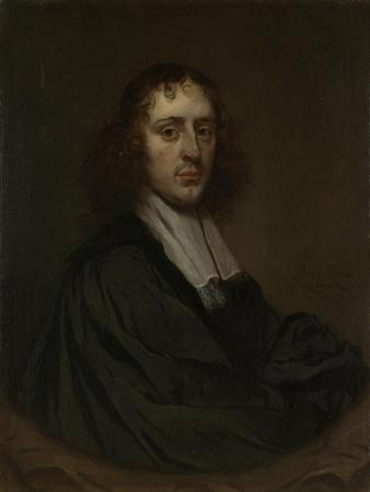 Portrait of a Man, Pieter Van Anraedt.