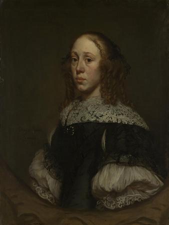 Portrait of a Woman, Pieter Van Anraedt
