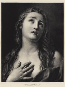 Mary Magdalene by Pietro Antonio Rotari