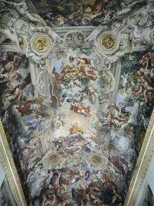Apotheosis by Pietro da Cortona