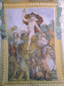 Bacchanal by Pietro da Cortona