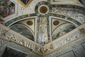 Stories of Salomon by Pietro da Cortona