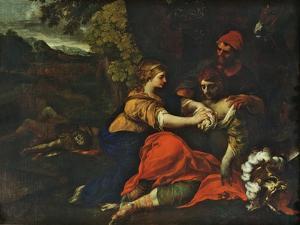 Tancred and Erminia, C.1640-45 by Pietro da Cortona