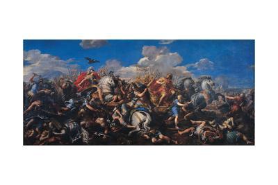 The Battle of Alexander Versus Darius, 1644-1655