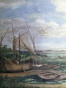 The Calling of Peter and Andrew, 1621-1630 by Pietro da Cortona