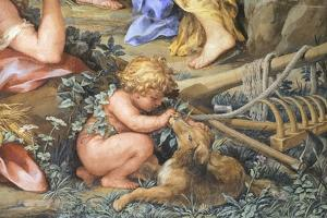 The Silver Age or Rather Quiet Life Devoted to Sheep Farming and Agriculture by Pietro da Cortona